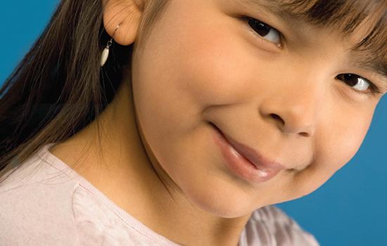 Weleelham Indigenous Little Girl