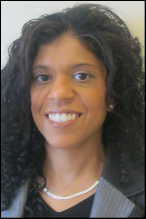 headshot of Alison Gaymes San Vicente