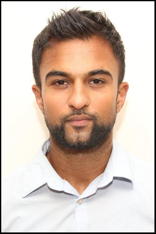 headshot of Sultan Rana