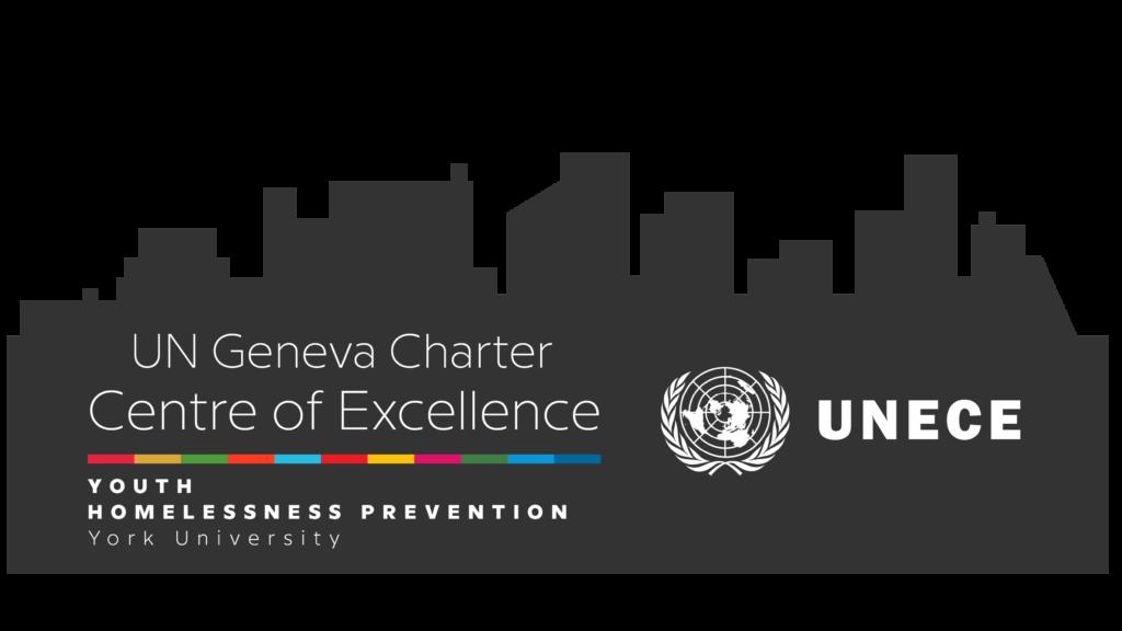 Image of the UN Geneva Charter Centre of Excellence logo