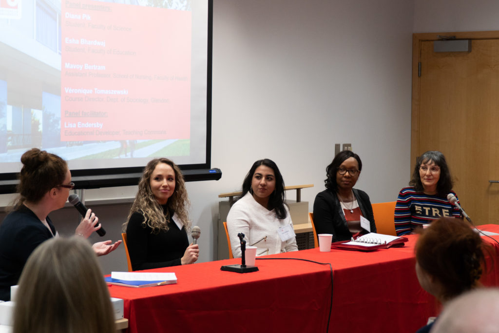 A Faculty and Student Panel Presentation