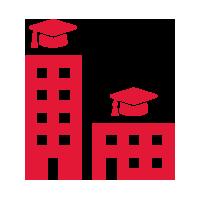 University buildings