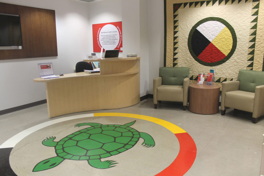 Image of Centre for Aboriginal Student Services office