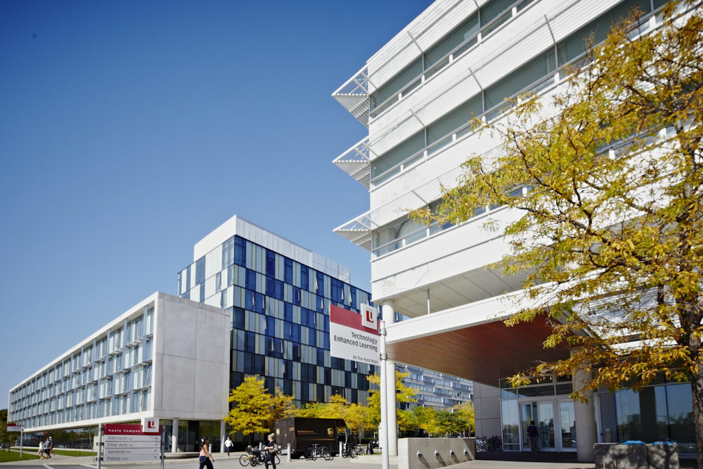 Image of Technology Enhanced Learning building