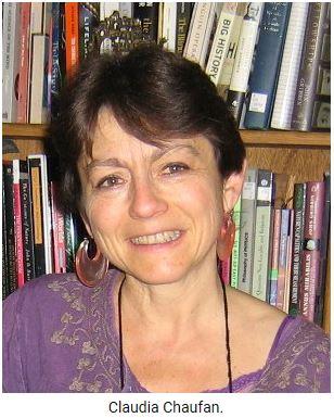 photo of Claudia Chaufan