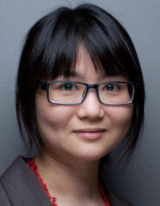A headshot of Hannah Wong.