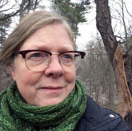 A headshot of Nancy Viva Davis Halifax.