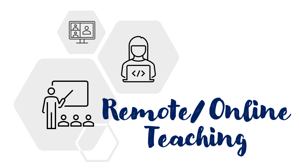 Heading: Remote or Online Teaching