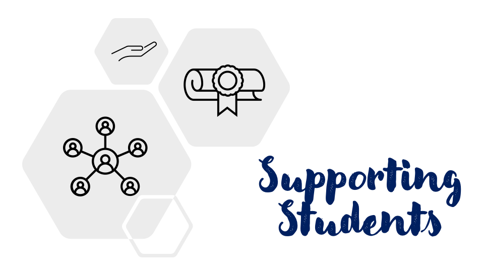 Heading Supporting Students