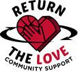 Return the Love logo