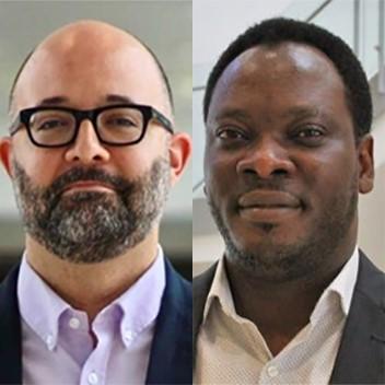 Oghenowede Eyawo and Adrien Viens