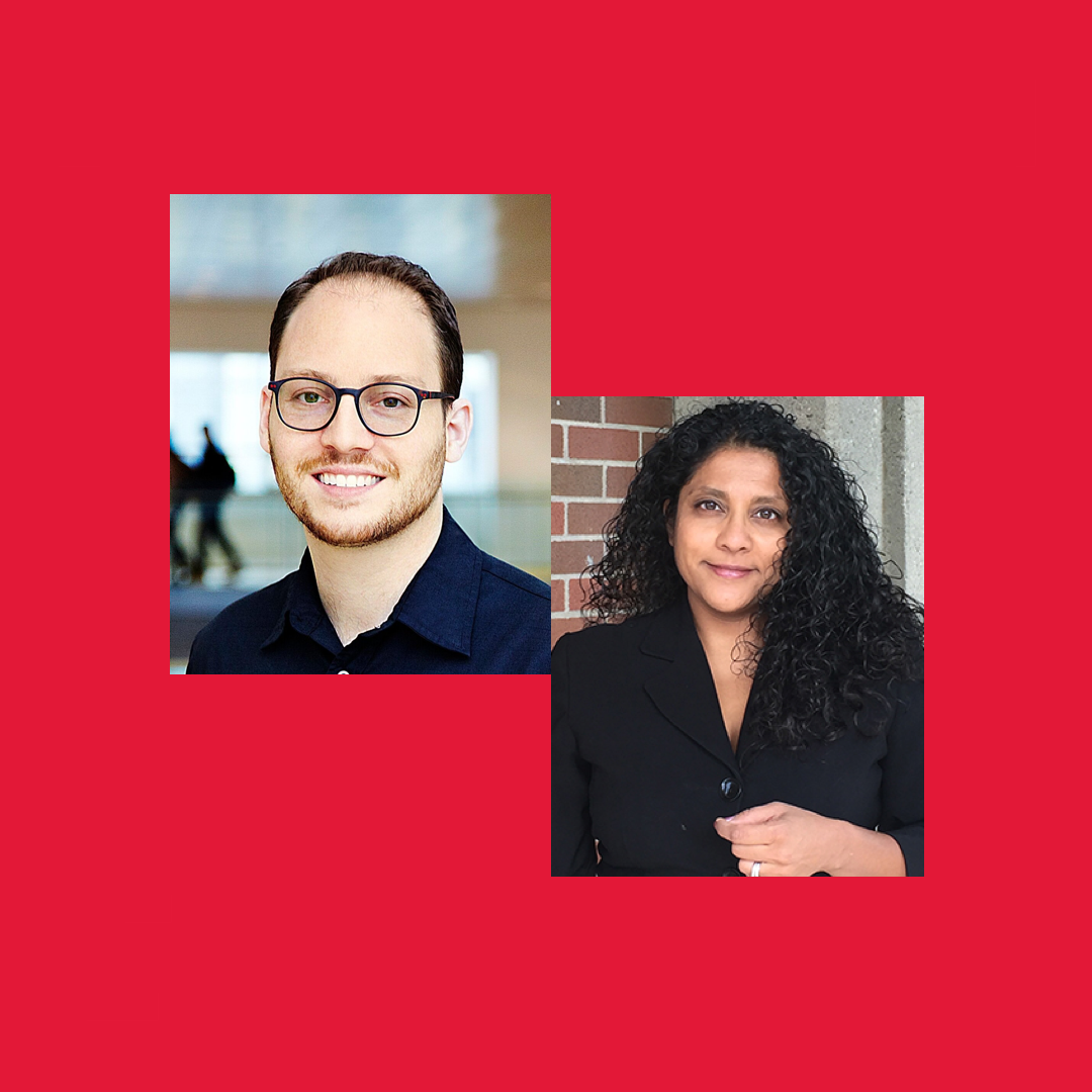 Global Health Prof Steven Hoffman and Psych Prof Rebecca Pillai Riddell.png