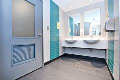 Community washroom