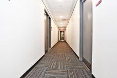 Wood Residence hallway