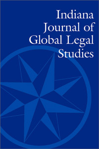 indiana journal of global legal studies