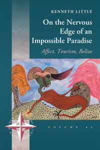 on the nervous edge of an impossible paradise book cover
