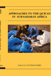 Approaches to the Qur'an in Sub-Saharan Africa book cover