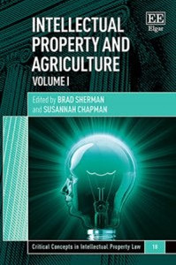intellectual property and agriculture journal cover