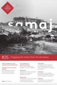 The Co-Production of Space, Politics and Subjectivities in India's Urban Peripheries Book Cover
