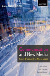 communication and new media book cover