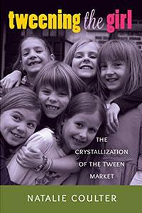 tweening the girl book cover