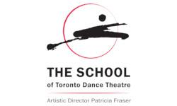 The School of Toronto Dance Theatre Logo