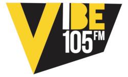 VIBE105 FM Logo