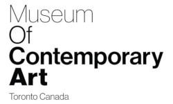 The Museum of Contemporary Art Toronto Canada (MOCA) Logo