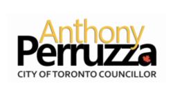 Anthony Perruzza Logo