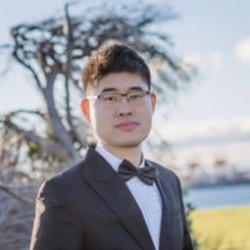 comn alumnus Dalton Chung