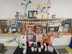Display at DLLL celebrates diversity of language