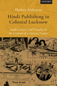 Hindi Publishing in Colonial Lucknow book cover