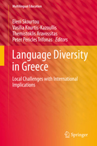 Language Diversity In Greece: Local Challenges with International Implications