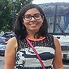 Portuguese studies alumna Andrea Coelho