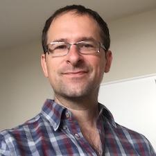DLLL contract faculty member Jonathan Mendelsohn