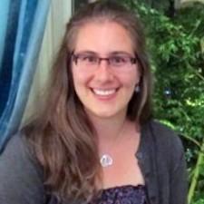 Linguistics alumna Julianne Doner