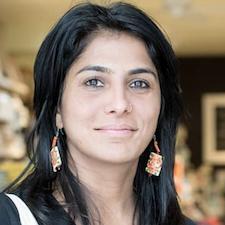 DLLL contract faculty member Nidhi Sachdeva