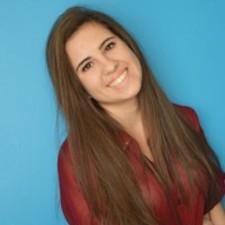 Portuguese & Luso Brazilian Studies alumna Rachel Chaves