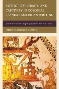 Authority, Piracy, and Captivity in Colonial Spanish American Writing book cover