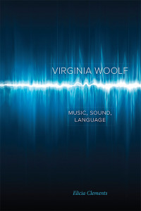 virginia woolf, music, sound, language book cover