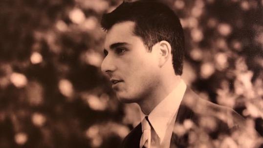 Daniel Whittaker-Van Dusen photo in sepia tones