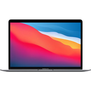 picture of Macbook Air's screen
