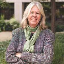 French Studies professor Louise Chaput