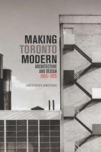 making toronto modern book cover