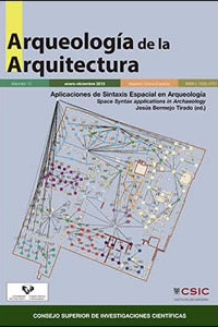 Arqueologia de la arquitectura book cover