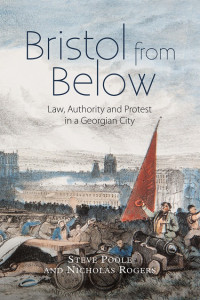 bristol from below book cover