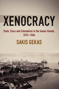 xenocracy book cover
