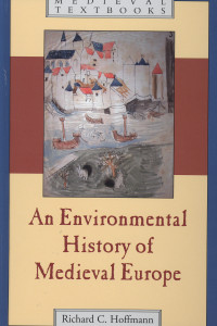 an environmental history of medieval europe book cover
