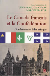 le canada francais et la confederation book cover