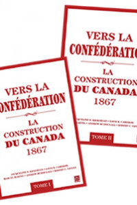 vers la confederation book cover